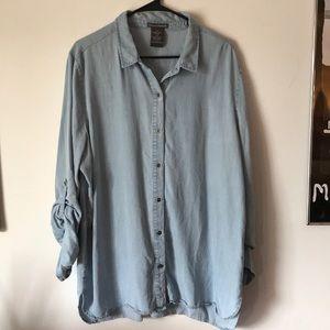 Soft Denim Shirt